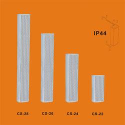 Waterdichte luidspreker in de stuurkolom (CS-28 CS-26 CS-24 CS-22)