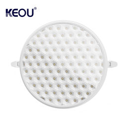 90 ルーメンアンチグレア丸型 LED ダウンライト調光可能 SMD パネル LED スマート LED ランプ 36W