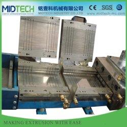 Formazioni per estrusione di profilo di alta qualità WPC della Cina/dadi di plastica con il prezzo basso