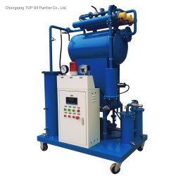 Zy-A-6 Isolatiecondensor Olie/Kabel Olie/wederzijdse inductor Olie Filtratiemachine Olie Filteren