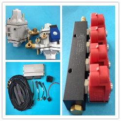 Trilho do injetor de CNG LPG para o sistema 4cyl seqüencial