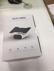 Smart Tuya 1080p FHD 2W СОЛНЕЧНАЯ ПАНЕЛЬ PIR с питанием от батареи на открытом воздухе Wireless WiFi IP-камера солнечной энергии