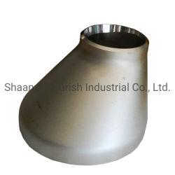 ASTM B16.9 ASTM B466 Uns C70600 концентрические понижающего редуктора