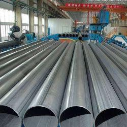Tubo Soldado de acero al carbono REG Q275 St37 de tubos de acero templado