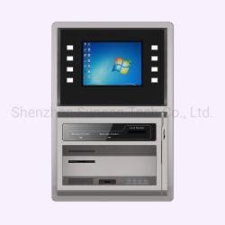 Wand-Montierungs-bargeldlose automatisierte habenmaschinen-ABM