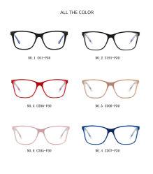 2020 Année Vente chaude TR90+Cp anti d'injection de la lumière bleue femme Trames de styles de lunettes de stocks de prêt