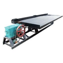 중력 농도 6초 폐와이어 케이블의 구리 셰이커 테이블