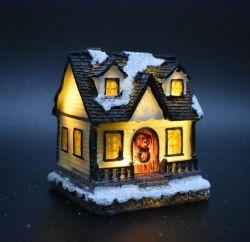 De Giften van Kerstmis van kinderen, de Giften van de Vakantie van Kinderen, het Huis van de Sneeuw van Kerstmis, de Gift van Jonge geitjes
