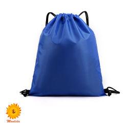 Reutilizáveis personalizados Eco-Friendly Mochila Moda Shopping Saco para roupa suja