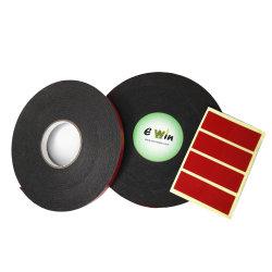 Hittebestendige IT-industrie voor auto's Waterproof sterk klevend montageglas PE/ EVA dubbelzijdige schuimtape