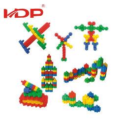 Duurzaam ontwikkel het Intelligente Plastic OnderwijsStuk speelgoed van Bouwstenen
