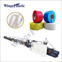 PP PET Packing Belt Extrusion Line PET Strap Band Making Produzione linea di produzione