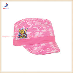 아기 모자, 주문을 받아서 만들어진 면 능직물 아이 모자가 주문 형식 면 능직물 야구에 의하여