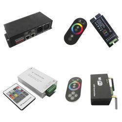 RGB/DMX512/Wireless LED Controller