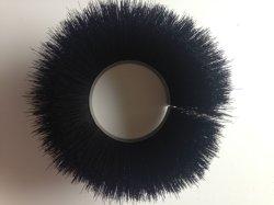 Spazzola di nylon della striscia dell'anello con il fondamento di alluminio dalla Cina