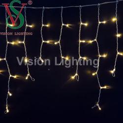 IP65 imprägniern im Freien Eiszapfen-Zeichenkette-Licht der Gebrauch-Qualitäts-LED für Festival-Dekoration