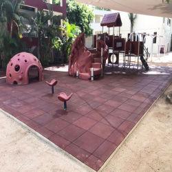 Дружественность к окружающей среде подушки безопасности для детей игровая площадка на открытом воздухе видеостены дворовые пол