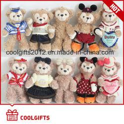 Hochwertige Soft Plüsch Bär Hängende Förderung Schlüsselanhänger, Valentine Geschenk