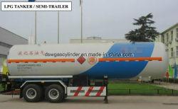 Aprovação ASME os tanques de armazenagem de gás propano líquido