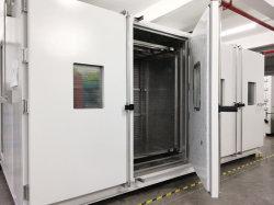 Безопасность аккумуляторной батареи тепловой удар испытания камеры стабильность температуры испытательного оборудования