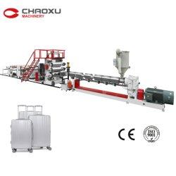 Hot sale macchine automatiche per estrusione in plastica linea di produzione per bagagli
