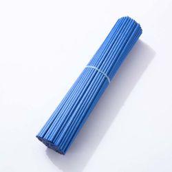 Пользовательские цвета 4мм*200мм дома аромат аромат пластинчатый волокна диффузор палочки