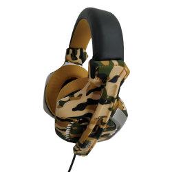 Красочные Стереоразъема Over-Ear Стерео гарнитура для игр для ПК компьютер DJ Музыкальные наушники