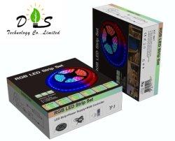 Ensemble de LED RVB de Strip Light Kit Bande LED RGB SMD5050