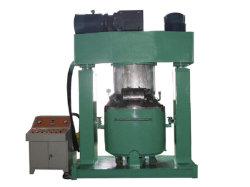 コロイドミル / 液体シリカゲルへの水冷式パワーミキサーの応用