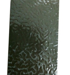 Kaffee geprägtes zusammengesetztes Aluminiumblatt, PET, das Innendekoration beschichtet