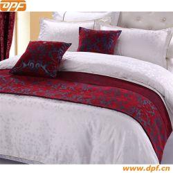فندق زخرفة بوليستر سرير عدّاء