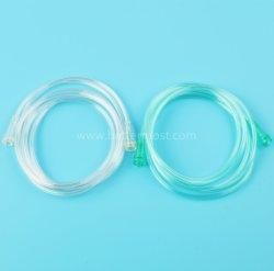 PVC de alta calidad desechables de tubo de conexión del tubo de Oxígeno El oxígeno ISO13485 CE FDA