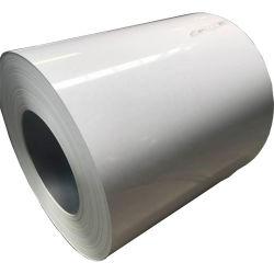 Anti-Finger Imprimer aluminium - Alliage de zinc de la bobine en acier recouvert de/ Feuille de feux de croisement en acier galvanisé à chaud