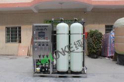 Fabricant 1000LPH d'eau saumâtre du matériel de traitement par osmose inverse 1t/h Usine de dessalement d'utilisation de l'eau de mer dans l'hôtel