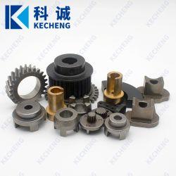 Nicht-Standard-Legierung Eisen / Kupfer Auto CNC-Maschinen Motorrad-Schloss-Werkzeuge Textil-Motor Getriebe Getriebe Lager Getriebe Ersatz Pulver Metallurgie Teile