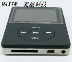 "1GB TFT 2,5"" Câmera 2MP MP4/MP3"