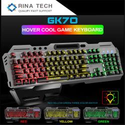 Clavier sans fil aio PC pour joueurs