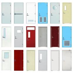 2020 Современный дизайн самая низкая цена двери из кованого железа используется металлический безопасности стальные двери