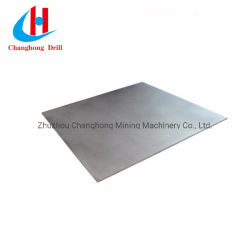 K05/K10/K20/K30/K40 Alta qualidade de carboneto de tungsténio placas