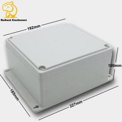 Elektronisches Anschluss-Plastikgehäuse-wasserdichter IP65 Anschlusskasten mit Montage-Füßen