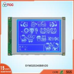 5,7-дюймовый 320x240 графический монохромный режим нескольких дисплеев LCD модуль дисплея