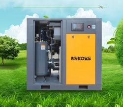 La presión de alta eficiencia energética de la tarde solo VSD compresor de aire lavado de coches de bajo ruido del compresor de aire de tornillo