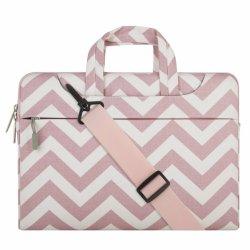 Bolsas de notebook para o MacBook Retina 15,4 polegada Pink Lady Crossbody Messager