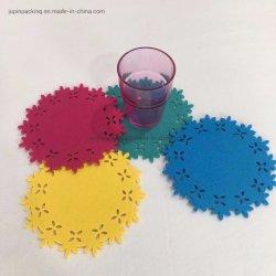 De modieuze Buitensporige Matten van de Kop/de Gevoelde Gevoelde Onderleggers voor glazen van Pasen Placemat (JP-fb007)