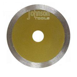 125 мм Diamond металлокерамические непрерывной Rim пильного полотна и керамической плитки режущих инструментов