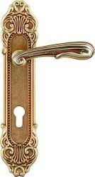 Het Handvat B-pm9080l-OG van de Deur van het Slot van de Deur van het Messing van de luxe