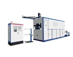 Bys-860 de Automatische Plastic Kop die van de servobesturing Machine Thermoform maken