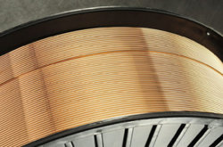 Cual8ni2 никель алюминиевой бронзы сварочная проволока MIG 1,6 мм
