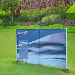 La impresión de publicidad exterior de malla perforada Flex Banner