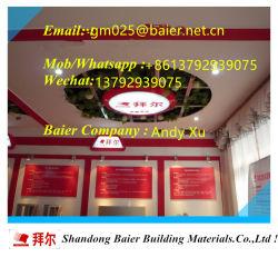 Chiglia d'acciaio chiara per la T-Griglia del controsoffitto fatta in Cina da Linyi Fatory